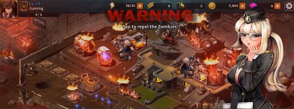 Zombie War Z hack tools