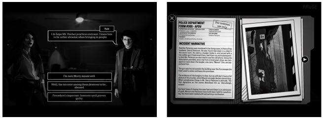 Interrogation Deceived wiki