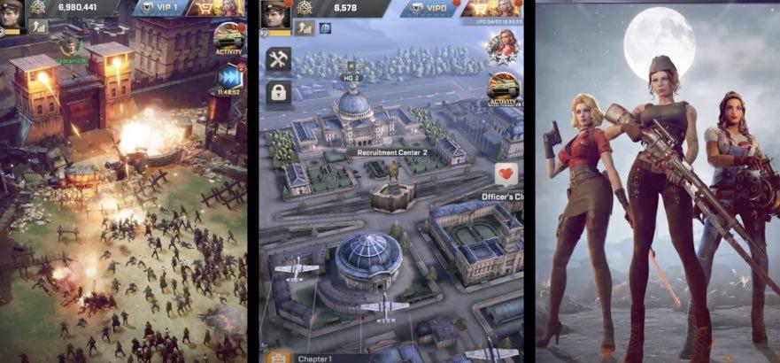 Invasion Zombie Empire tips