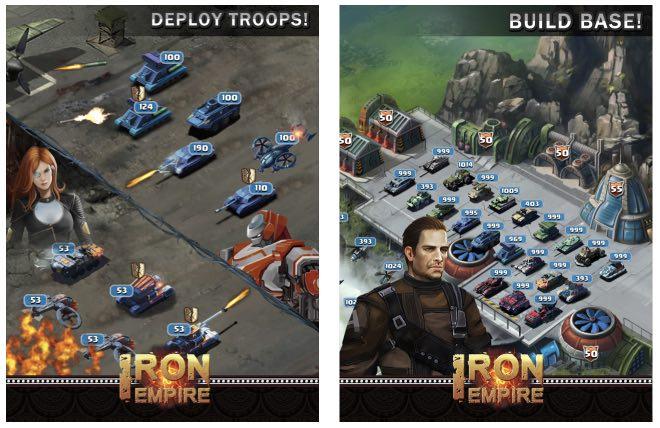 Iron Empire 2 wiki