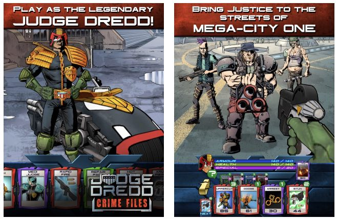 Judge Dredd hack