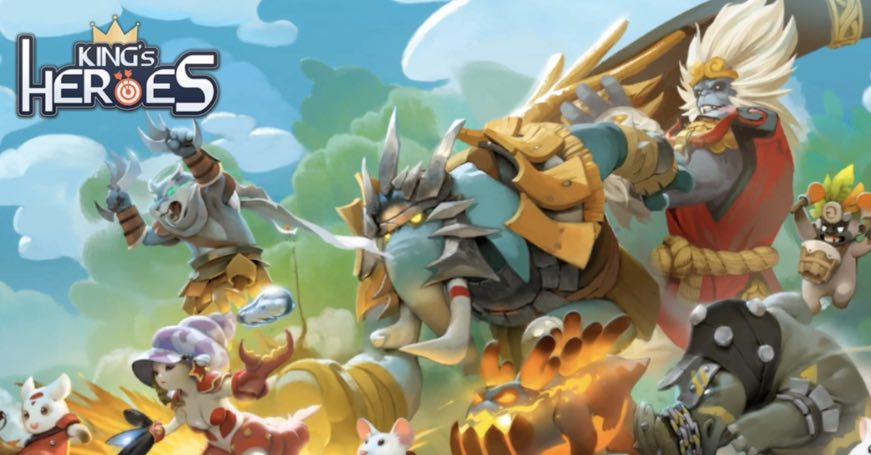 King's Heroes hack