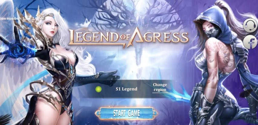 Legend of Agress wiki