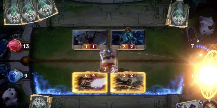 Legends of Runeterra tips
