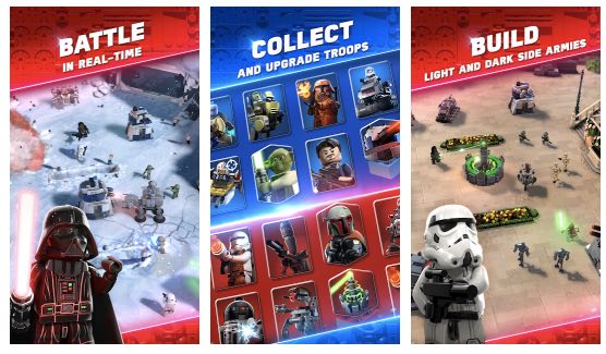 LEGO Star Wars Battles hack