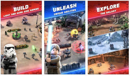 LEGO Star Wars Battles hack month card