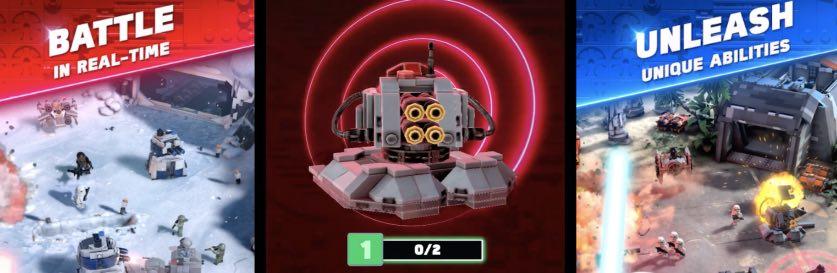 LEGO Star Wars Battles wiki