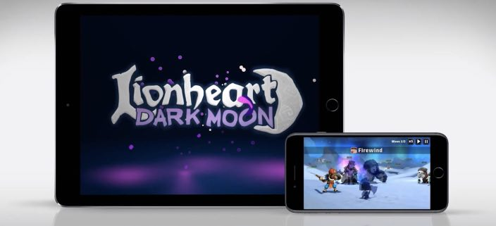 Lionheart Dark Moon tutorial