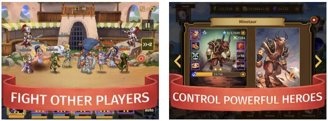 Lords of the Arena Legends hack