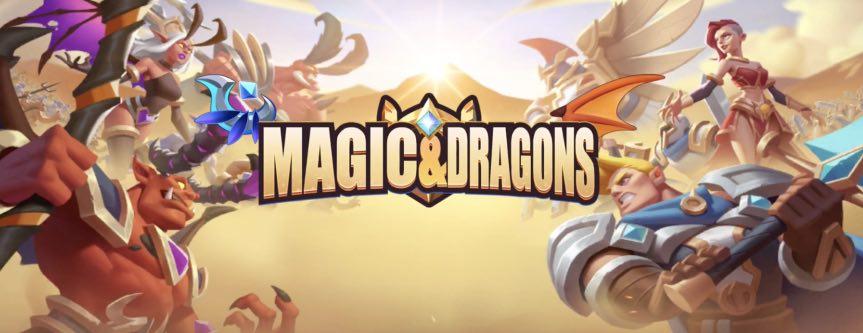 Magic and Dragons hack