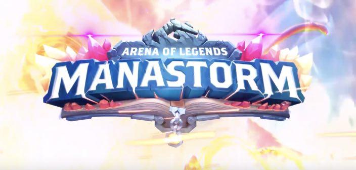 Manastorm Arena of Legends tips to repair