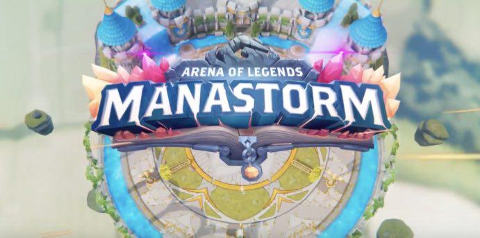 Manastorm Arena of Legends hack month card