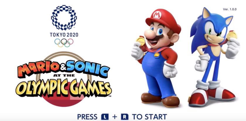 Mario & Sonic Olympic Games 2020 tips