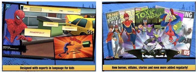 Marvel Hero Tales wiki
