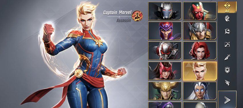 Marvel Super War hack free download