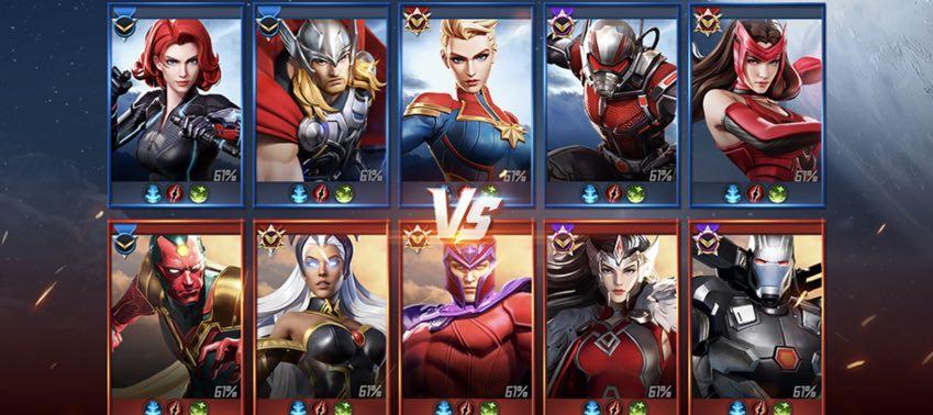 Marvel Super War wiki