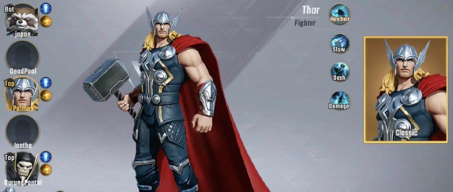 Marvel Super War tips