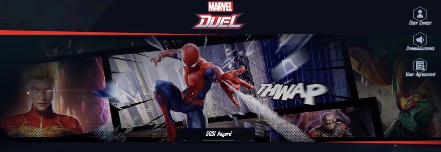 MARVEL Duel hack