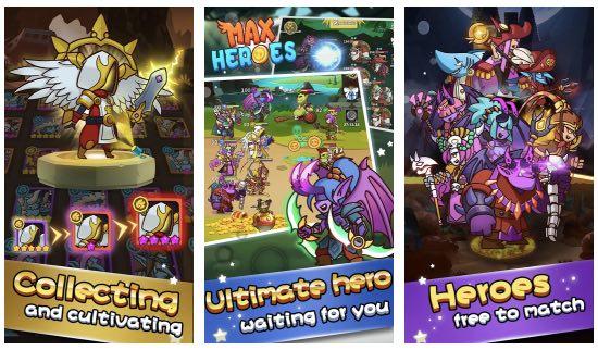 Max Heroes hack