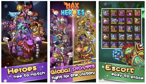 Max Heroes hack month card