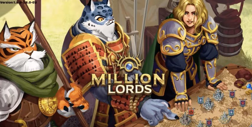 Million Lords hack month card