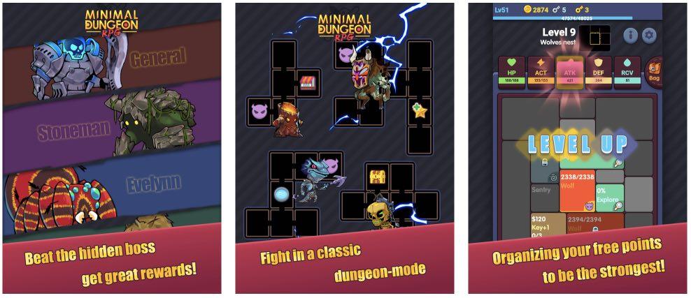 Minimal Dungeon RPG wiki