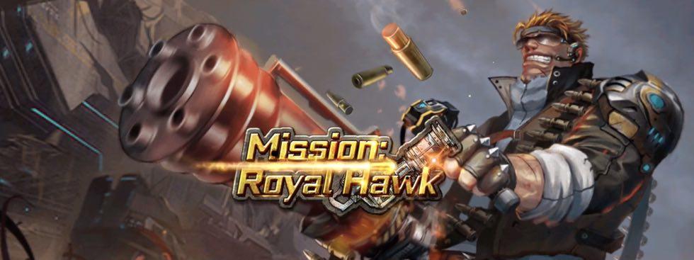 Mission Royal Hawk hack free download