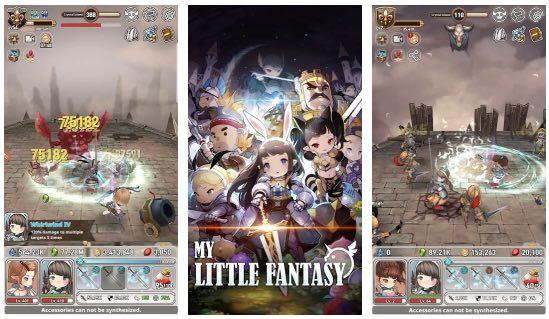 MY Little Fantasy wiki