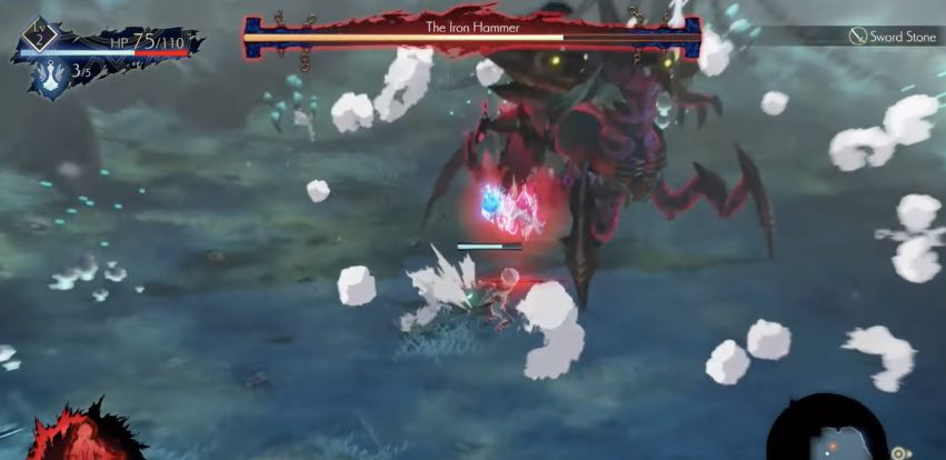 Oninaki tips to repair