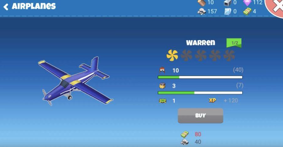 Plane City tutorial