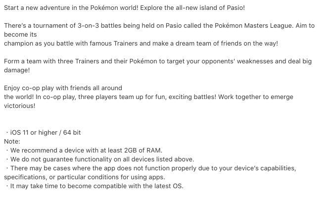 Pokemon Masters tips to repair