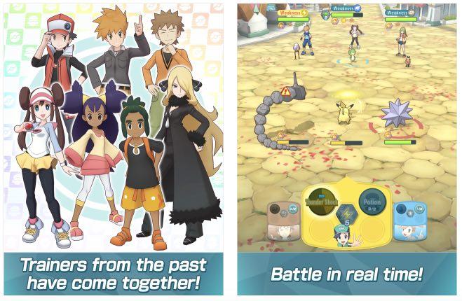 Pokemon Masters wiki