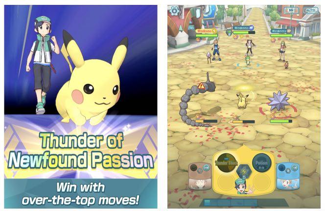 Pokemon Masters tips
