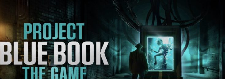 Project Blue Book hack