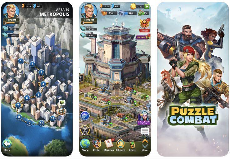Puzzle Combat tips