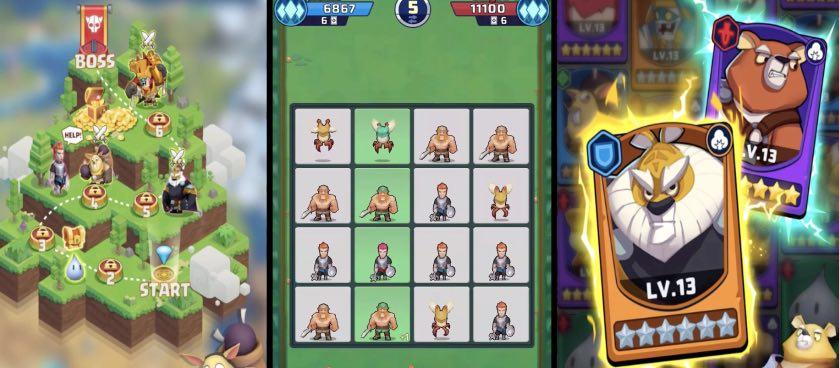 Puzzle & Knight tutorial