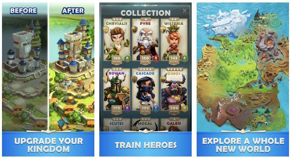 Quests & Kingdoms hack