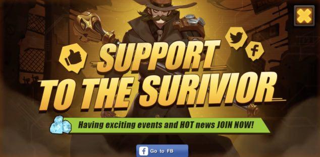 Raid survivor wiki