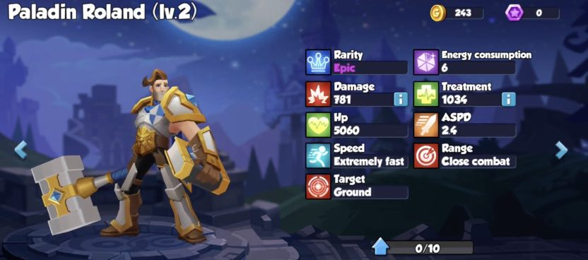 Rise of Mages hack
