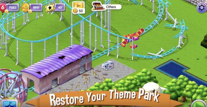 RollerCoaster Tycoon Story wiki