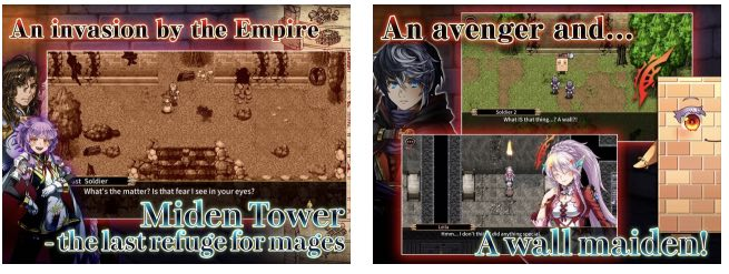 RPG Miden Tower hack
