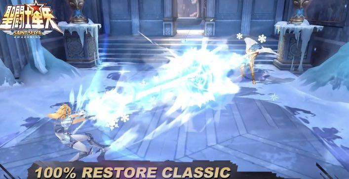 Saint Seiya Awakening hack cheats: summon, level up, diamonds, gold