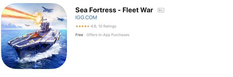 Sea Fortress hack