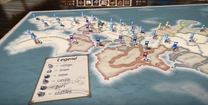 Shogun's Empire wiki