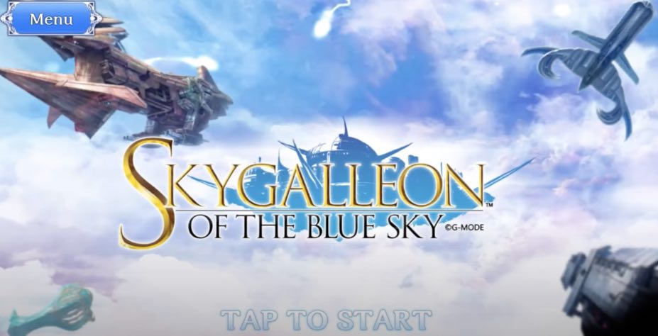Skygalleon of the Blue Sky hack