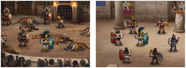 Story of a Gladiator wiki