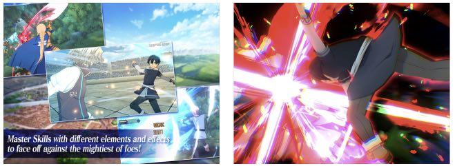 Sword Art Online Alicization Rising Steel wiki