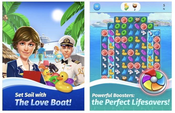 The Love Boat Puzzle Cruise wiki