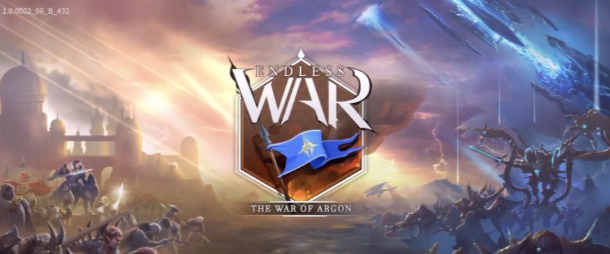 Endless War The war of Argon hack