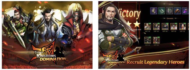 Three Kingdoms Domination hack